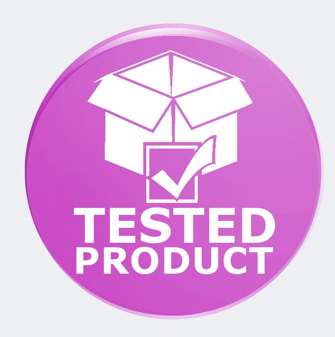 Testovaný produkt