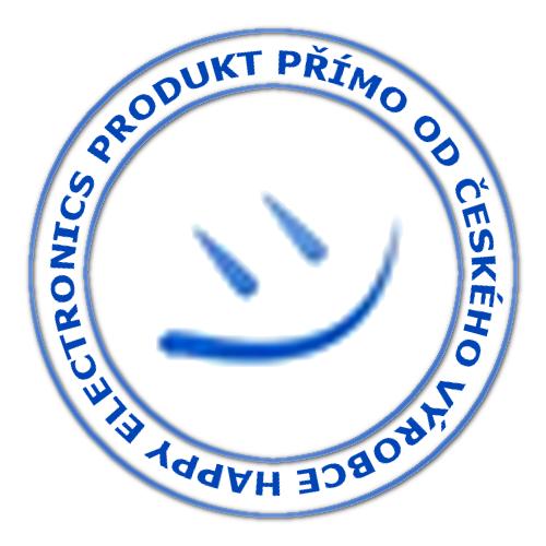 Logo českého výrobce